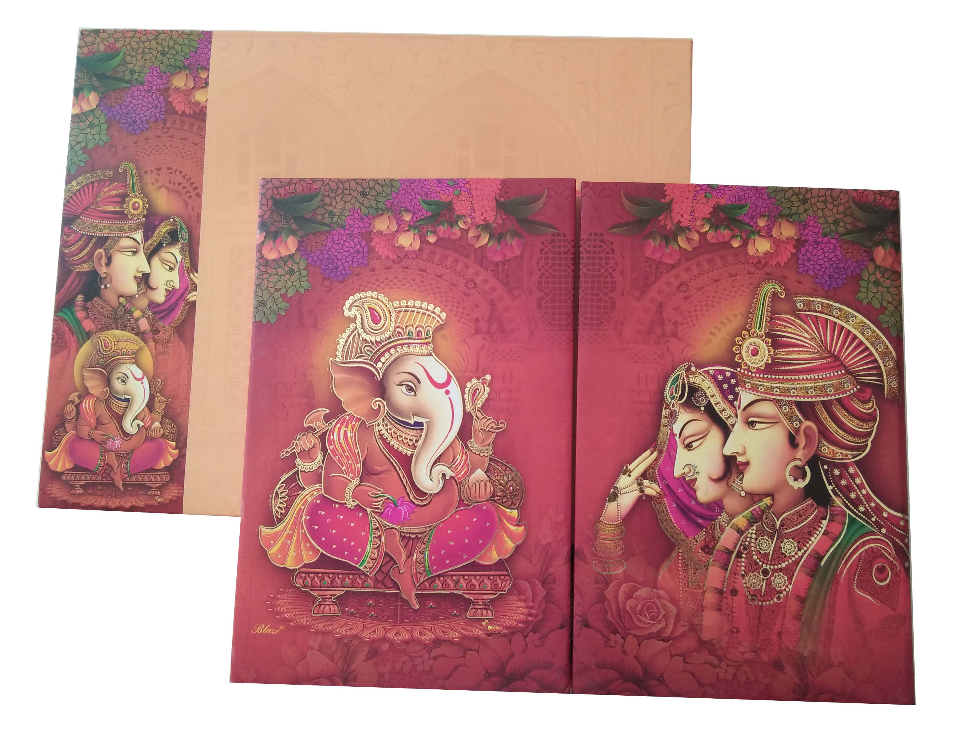 Gemini Wedding Cards